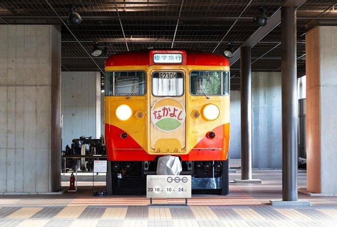 Il Museo Ferroviario