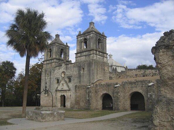 Sentiero della missione di San Antonio
