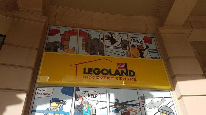 LEGOLAND® Discovery Centre, Manchester