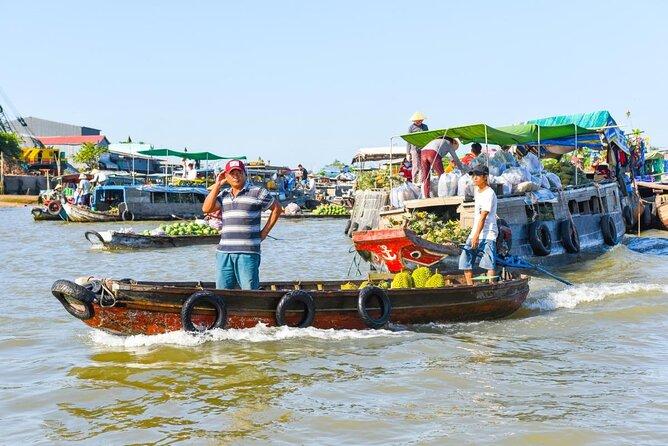 Cai Rang Floating Market (Cho Noi Cai Rang)