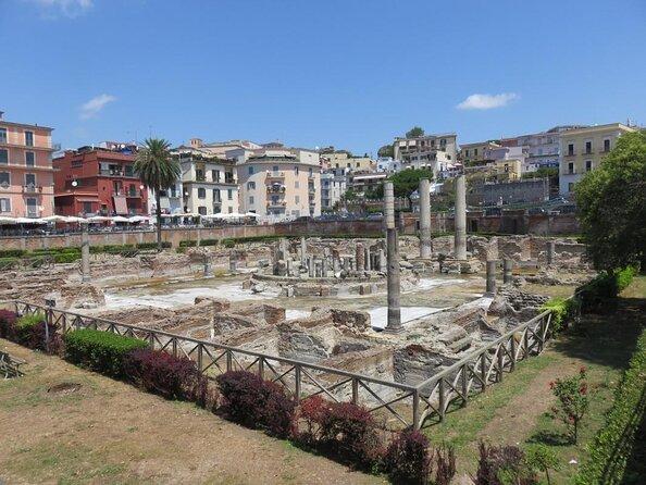 Macellum di Pozzuoli (Tempio di Serapide)