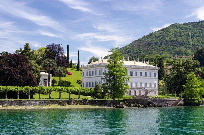 Villa Melzi Gardens (Giardini di Villa Melzi)