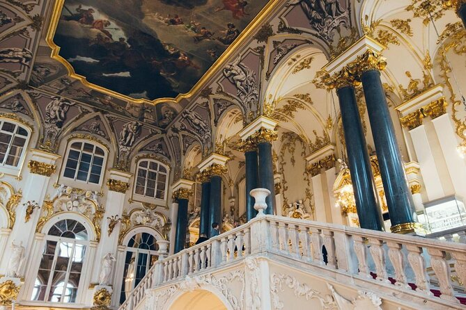 Winter Palace of Peter the Great at the Hermitage