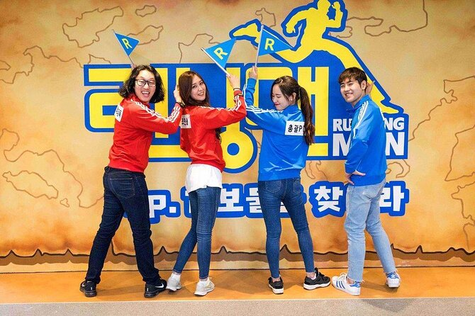 Running Man Thematic Experience Center Insadong