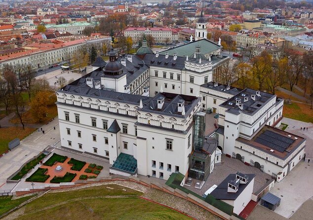 Palace of the Grand Dukes of Lithuania (National Museum)