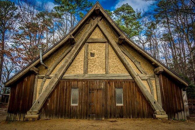 Jamestown Glasshouse
