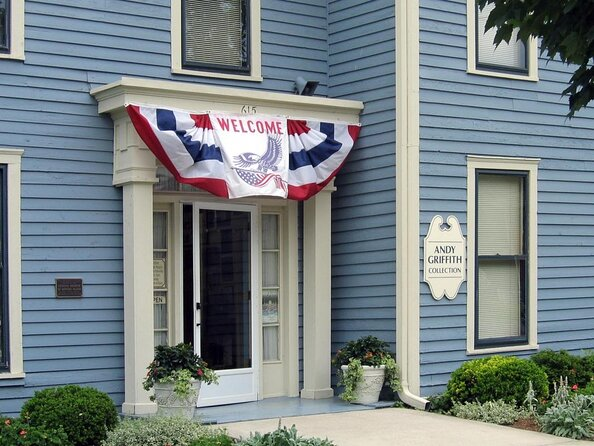 The Andy Griffith Museum