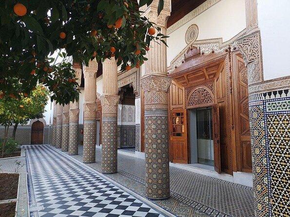 Dar el Bacha Museum of Confluences (Dar el Bacha Musée des Confluences