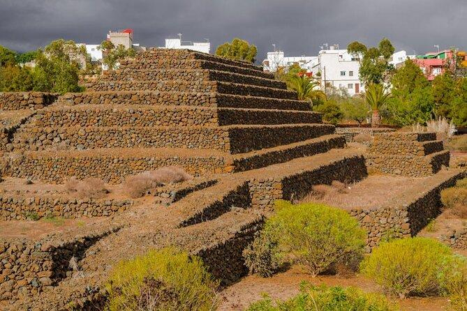 Pyramids of Güímar Ethnographic Park and Botanical Garden (Pirámides de Güímar)