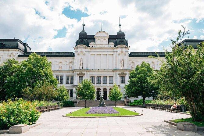 Sofia National Gallery (Kvadrat 500)