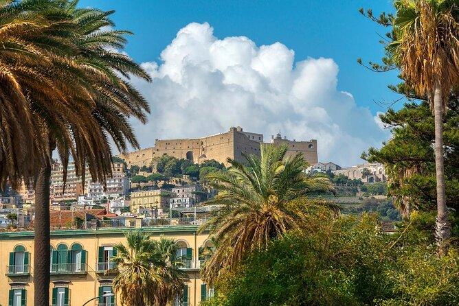 Saint Elmo's Castle (Castel Sant'Elmo)