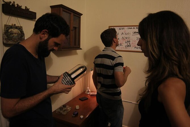 Chave-Mestra Escape Game