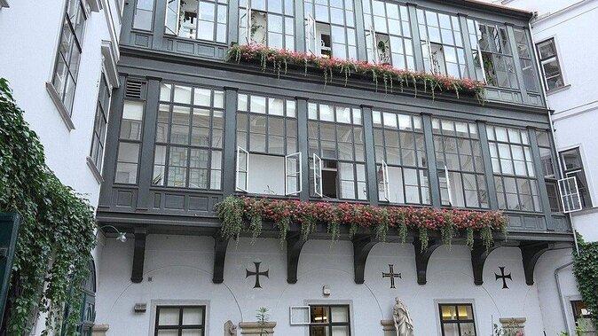 Sala Terrena at the House of the Teutonic Order (Deutschordenshaus)