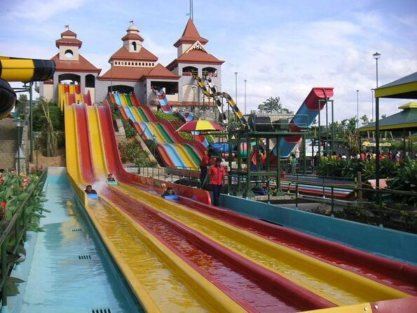 Wonderla Amusement Park Kochi