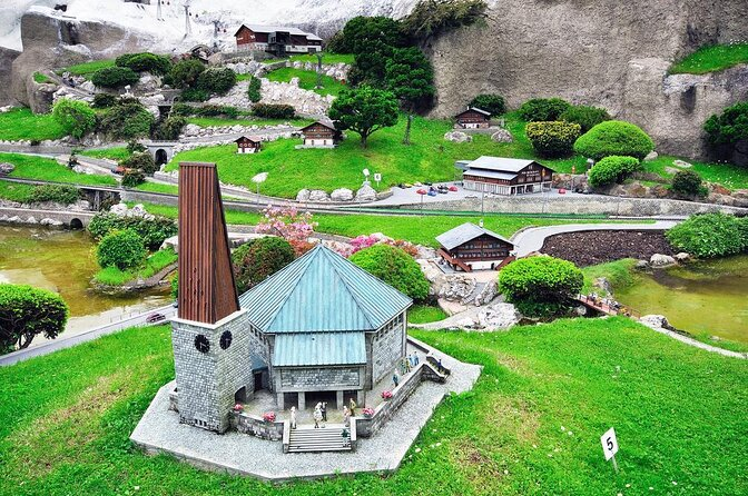 Swiss Miniature Park (Swissminiatur)
