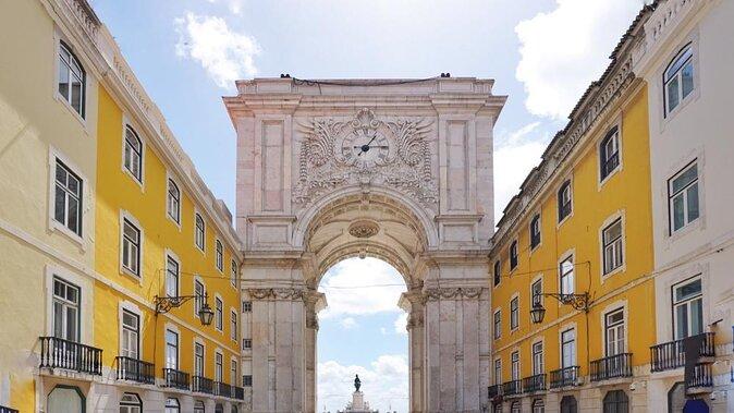 Arco do Triunfo (Arco da Rua Augusta)