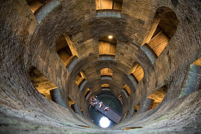 St. Patrick's Well (Pozzo di San Patrizio)