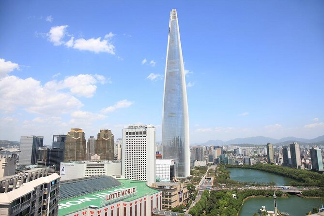 Lotte World Tower & Mall