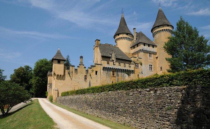 Puymartin Castle (Chateau de Puymartin)