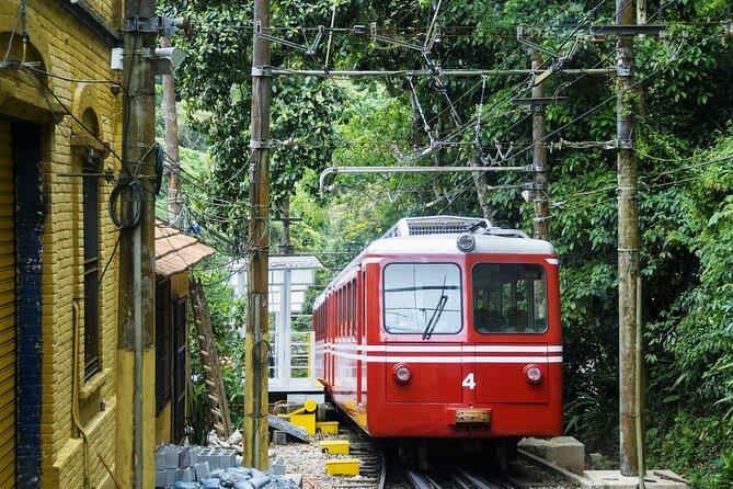Corcovado Train (Trem do Corcovado)