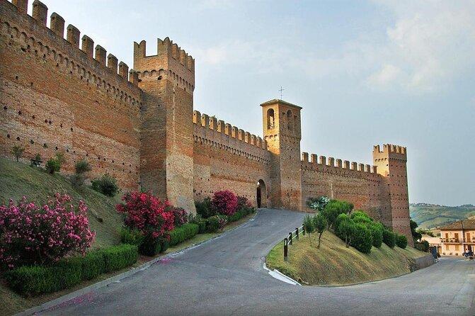 Gradara Castle (Castello di Gradara)
