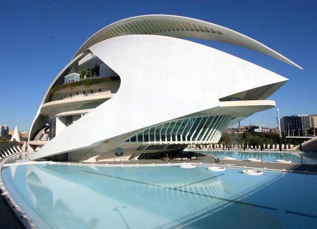 Opera House Valencia (Palau de les Arts Reina Sofia)