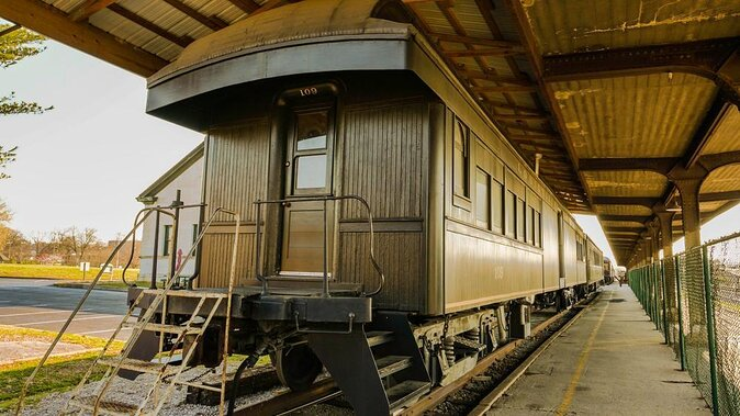 Historic RailPark and Train Museum