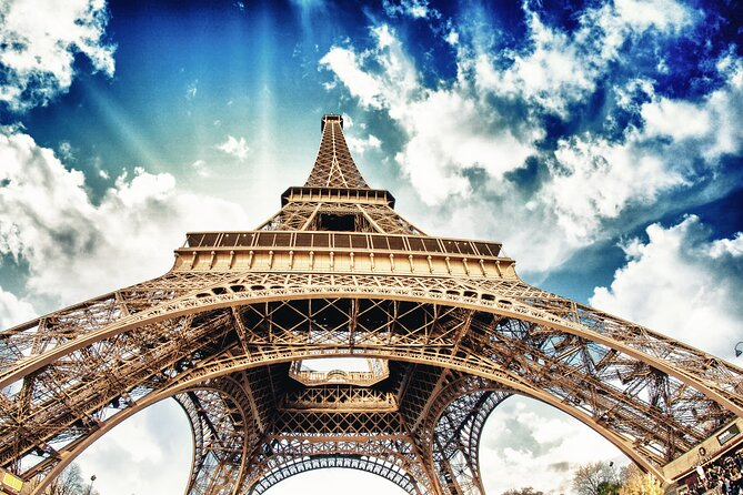 Guided Eiffel Tower Tour with Optional Summit Access Upgrade
