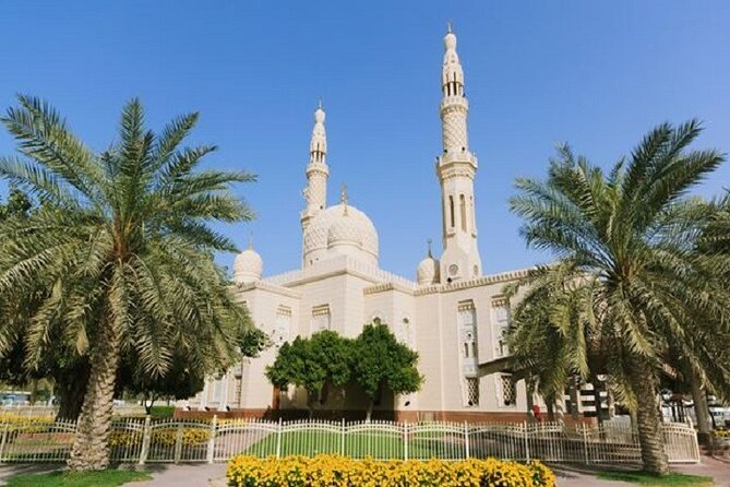 Full-Day Dubai City Tour with Global Village Admission Ticket