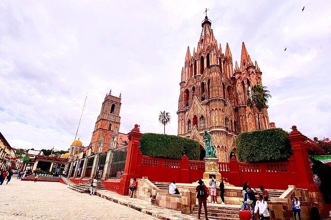 Private transfer between Guanajuato and San Miguel de Allende