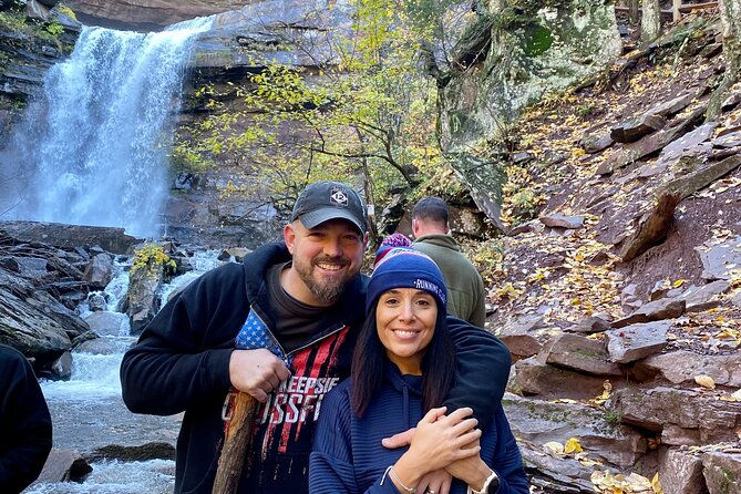 Zip Lining & Waterfall Hike in the Catskills Mountain, NY- 2-Day Trip