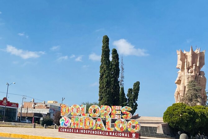 Private tour Guanajuato, Dolores Hidalgo, Atotonilco and San Miguel de Allende route
