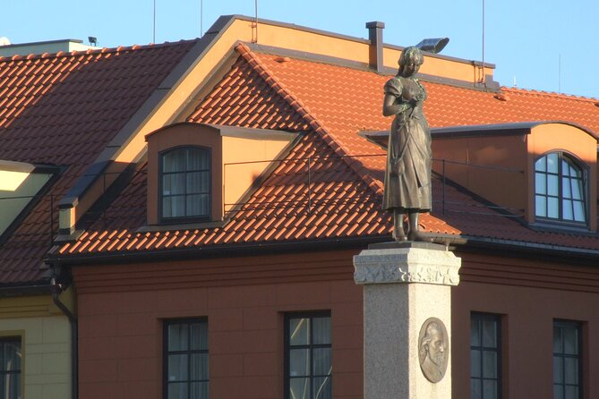 Private Old Klaipeda Guided Walking Tour