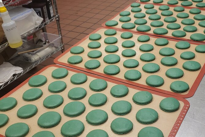 Private Class on French Macarons Making in Board Room Virginia