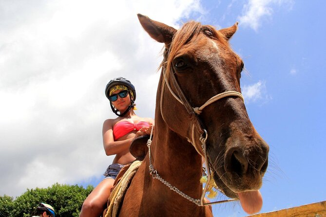 Tulum Horseback Riding Tour with Lunch