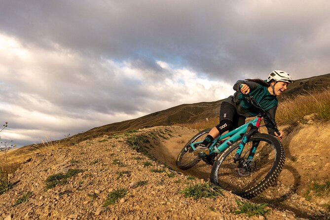 Cardrona Mountain Bike Lift Pass & Rental Package