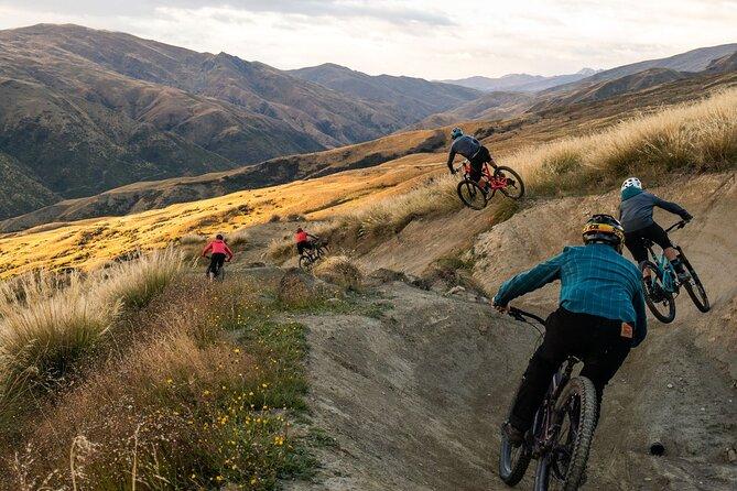 Cardrona Mountain Bike Lift Pass & Rental Package
