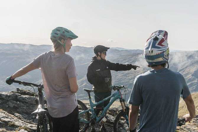 Cardrona Mountain Bike School Full Package