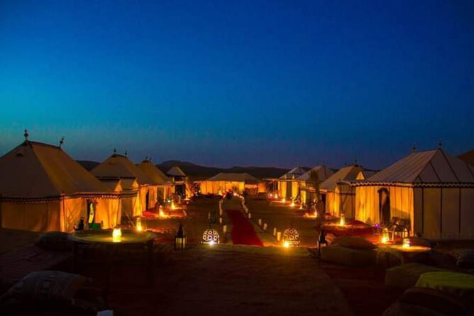 Desert Camp Stay 1 Night Package (Jeep+Camel+Hi-tea+Cultural Event+Dinner+B'Fast