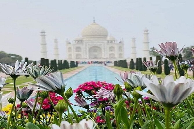 Same Day Taj Mahal Tour from Delhi with Lunch at 5 Star Hotel