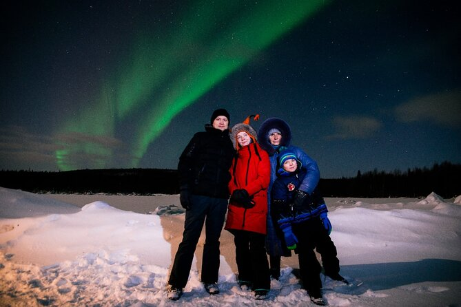 Northern Lights Tour in Murmansk