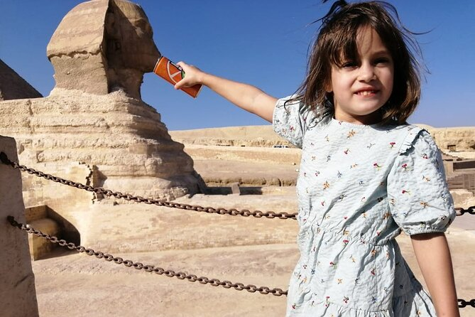 8 hours Giza pyramids , sphinx and Egyptian museum tour