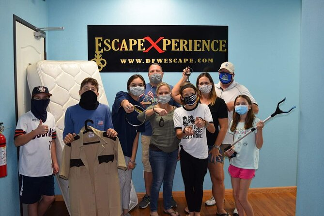 Lock Me If You Can - EscapeXperience