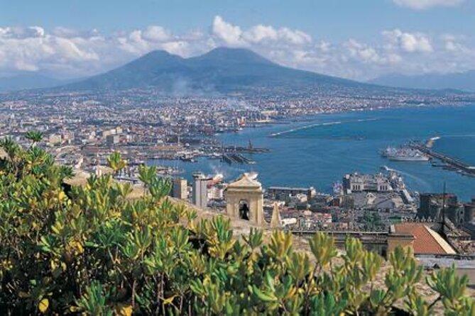 Naples Cruise Port (Terminal Crociere di Napoli)
