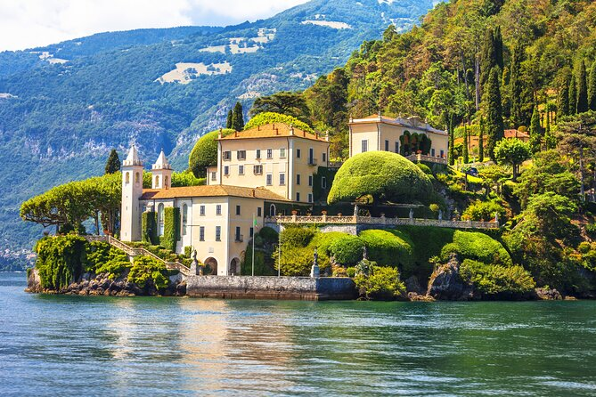 Lake Como Villas - Private Boat Tour