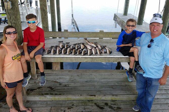 Fishing Charter 4 Anglers