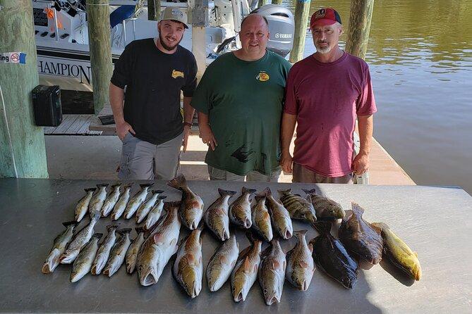 Fishing Charter 3 Anglers