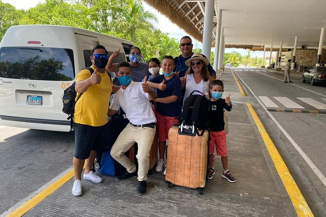 Private Transfer Punta Cana Airport and Dreams Macao Beach