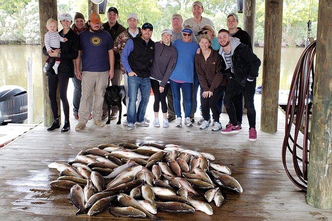Fishing Charter 5 Anglers
