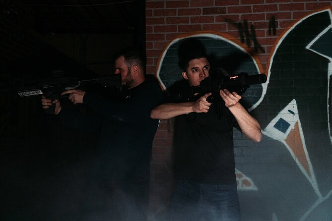 Fairfield Tactical Laser Tag